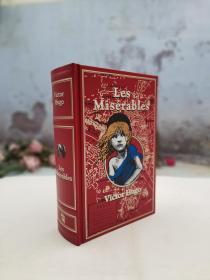 Les Misérables (Leather-bound Classics)