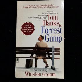 英文原版 Forrest Gump