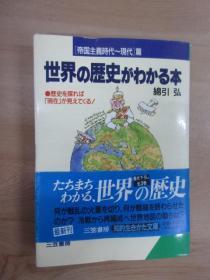 日文书   世界の历史  本   帝国主义时代-现代篇