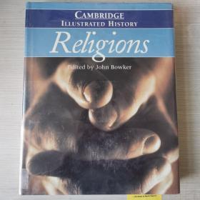 Cambridge illustrated history of religions religious history history of religion history of religions 剑桥宗教史 精装 英文原版