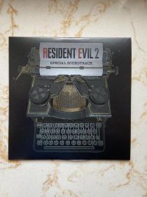 全新 生化危机2 音乐CD 典藏版