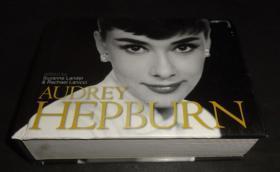 2手英文 Audrey Hepburn Brick Book Series 奥黛丽赫本画册 砖头书 小本 xga68