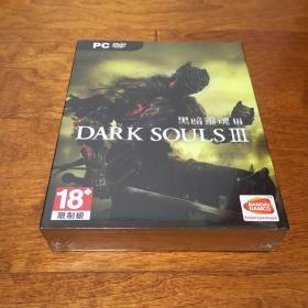 游戏光盘 黑暗之魂3 黑暗灵魂3 全新未拆 正版游戏CD