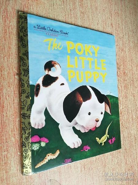 The Poky Little Puppy  小狗Poky