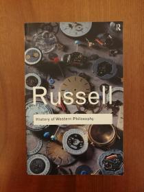 History of Western Philosophy(进口原版,国内现货)
