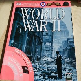 World War II . DK eyewitness books