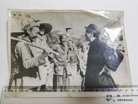 毛主席照片(武德祖签名)