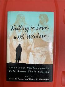 Falling in Love with Wisdom: American Philosophers Talk About Their Calling (爱上智慧:美国哲学家经验谈)