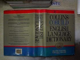 Collins Cobuild English Language Dictionary  柯林斯词典