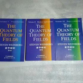 Weinberg the quantum theory of fields 温伯格量子场论三卷合售