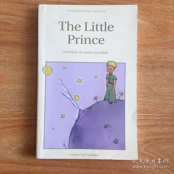 The Little Prince (Wordsworth Children's Classics)小王子 英文原版