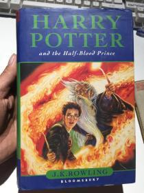 Harry Potter and the Half-Blood Prince【精装】
