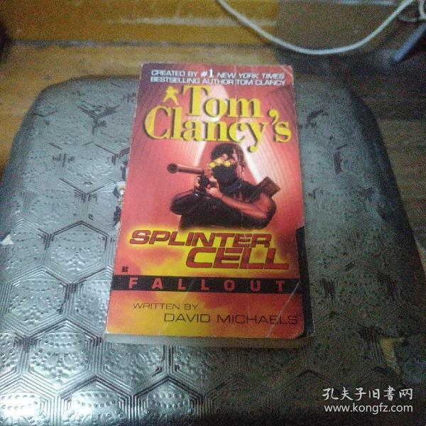 Tom Clancy's Splinter Cell: Fallout  细胞分裂4:双重间谍