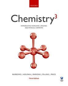 Chemistry³: Introducing inorganic, organic and physical chemistry 英文原版  Andrew Burrows  化学³ 无机,有机和物理化学 无机化学 有机化学 导论