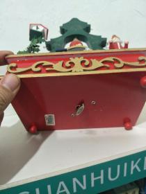 木制音乐盒