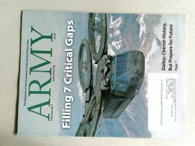 Association of the United States Army (magazine) 2017/02