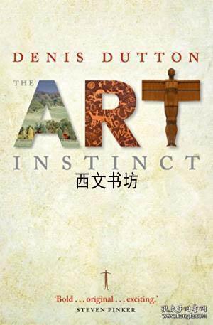 【包邮】The Art Instinct Beauty, Pleasure, And Human Evolution 2010年出版