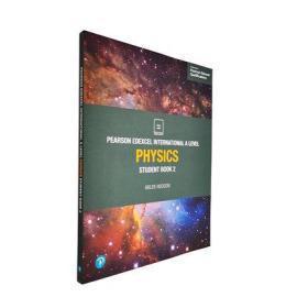 物理 英文原版 Edexcel International Advanced Level (IAL) Physics Student Book and ActiveBook 2