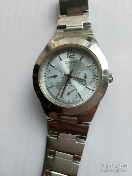 卡西欧女表手表