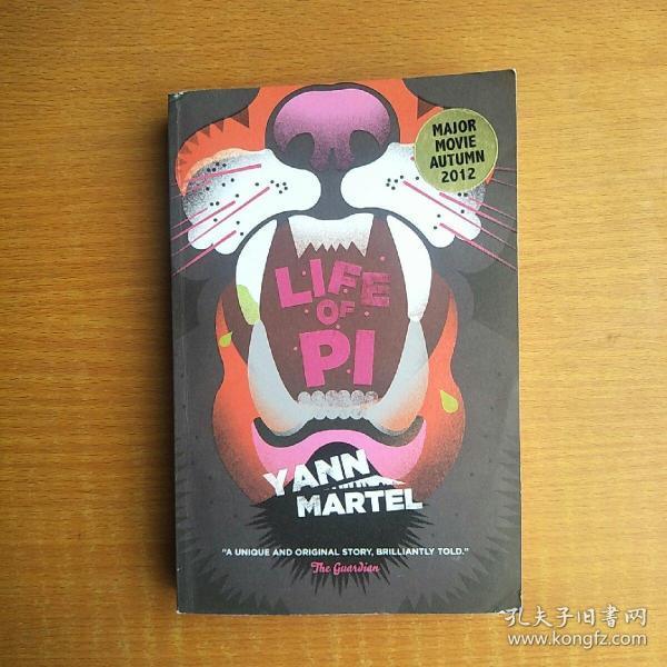 Life of Pi 少年派的奇幻漂流