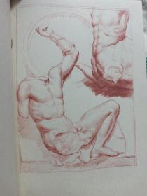 古希腊雕塑写生,包邮
