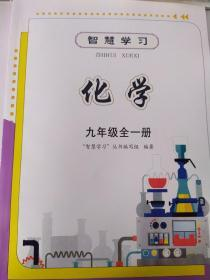 智慧学习化学九年级全一册9年级明天出版社六三制63制2019最新版