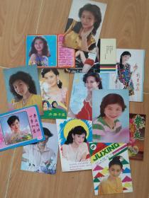 明信片29张【合售】