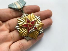 大珍 1955年人民空军首届英模功臣大会纪念章 博物馆级大珍