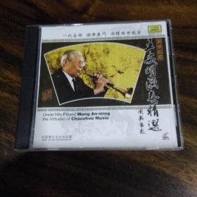 王安明演奏精选VCD