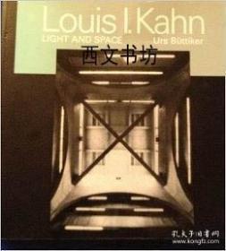 【包邮】Louis I. Kahn-Light And Space - Licht Und Raum 1993年出版