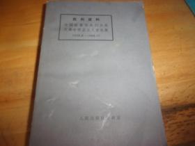 批判资料 中国赫鲁晓夫反革命修正主义言论集 1958--1967