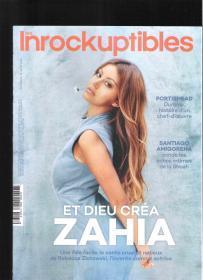 |最佳法语阅读资料最好法语学习资料|原版法语杂志 les Inrockuptibles 2019年8月21日【店里有许多法文原版书欢迎选购】