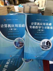 正版 计算机应用基础和实验指导与习题集 第二版 聂玉峰 科学出版