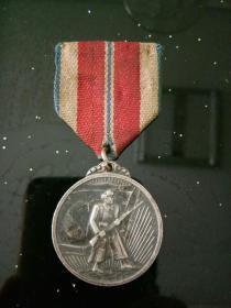 朝鲜抗美援朝纪念章