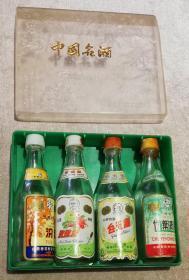 酒瓶(中国名酒)山西杏花村汾酒厂出品