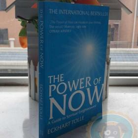 The Power of Now by Eckhart Tolle 当下的力量 英文原版