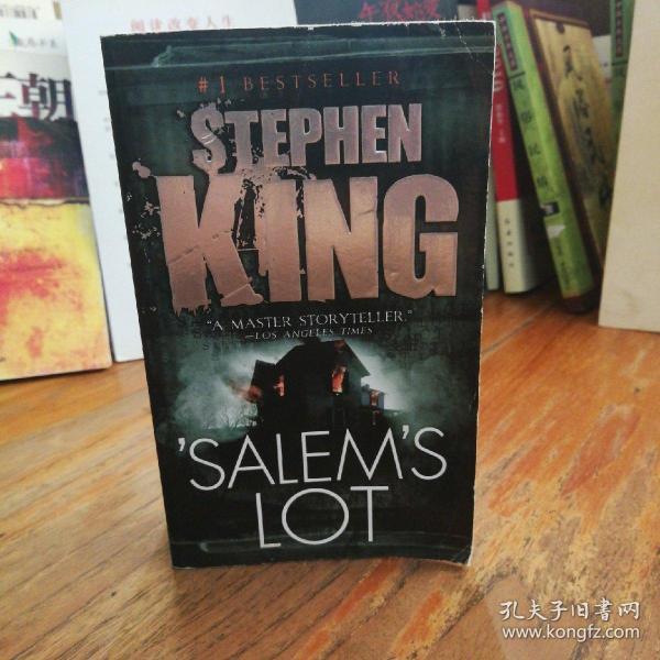 Salems Lot 【法文原版】