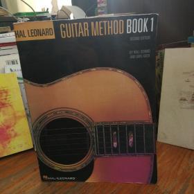 HAL LEONARD:GUITAR METHOD BOOK 1