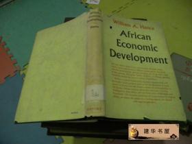 AFRICAN ECONOMIC DEVELOPMENT  非洲经济发展    货号H2