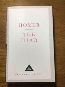 The Iliad 伊利亚特 Homer 荷马 Everyman's Library 人人文库 全网最低价包邮