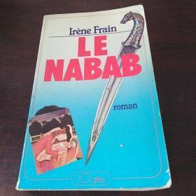 Le Nabab(法语原版)
