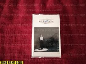 陈冠宇 meets 罗大佑 钢琴之爱 Ⅱ 正版原版磁带卡带录音带