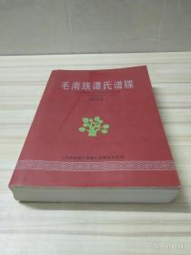 毛南族谭氏谱牒 27代 2004