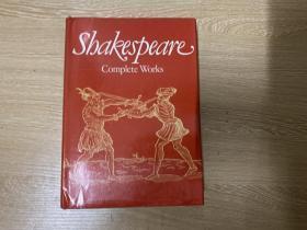 Shakespeare:Complete Works of  老版牛津莎士比亚全集,朱生豪、梁实秋翻译所据底本,精装