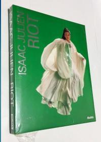 ISAAC JULIEN: RIOT   艺术家和电影制作人 艾萨克·朱利安  电影艺术画册  精装