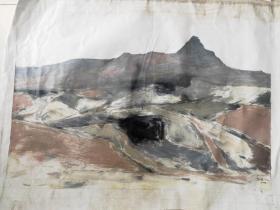 11--4  大幅 ————   著名油画家  ————北京美术家协会会员,北京海淀区美术家协会理事。