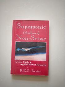 Supersonic Non-Sense超声速无意义【外文原版书,看图】