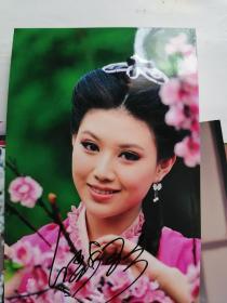 古装传奇剧《花木兰传奇》剧照56张合售,其中带 侯梦瑶 签名的有29张