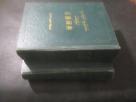 汉维词典 1、2 全二册