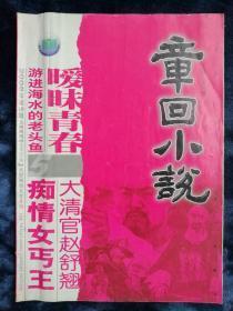 《章回小说》2008年第5期  总第203期.